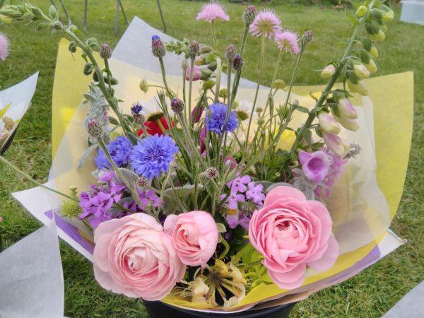Seasonal Bouquet example